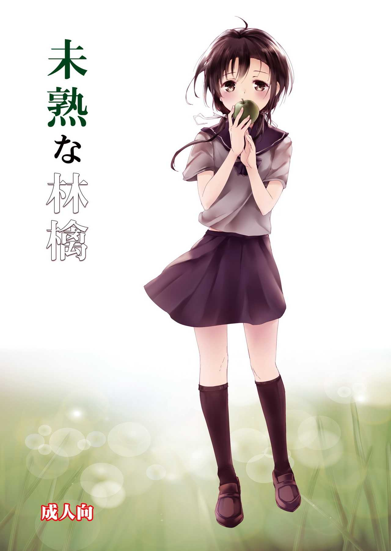[中国翻訳]1115991-(コミティア108) [魚骨工造 (カポ)] 未熟な林檎