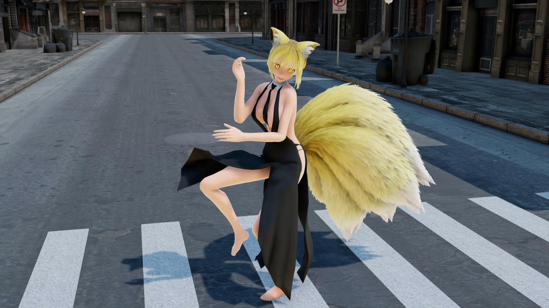 【MMD】Get Up&Move!! 八云蓝