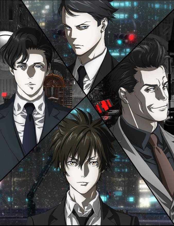 【剧场版动画】系列作品《心理测量者 3 FIRST INSPECTOR》宣传视频释出!