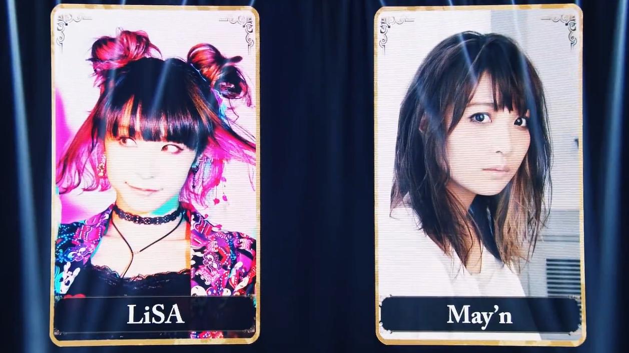 【音乐欣赏】LiSA x May'n & Angela x Fripside & 《东京喰种》& 《红莲的弓矢》