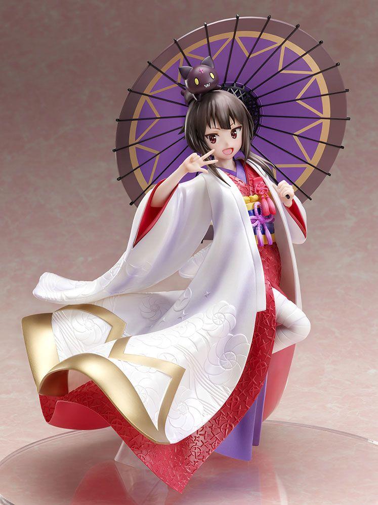【手办】《为美好的世界献上祝福!红传说》惠惠 和服!
