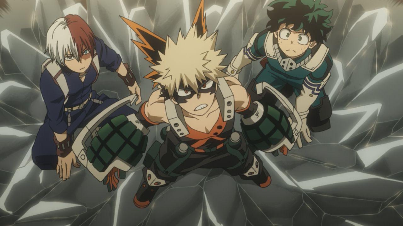 【新作番外篇】《我的英雄学院》「活下去!决死的生存训练」 上下篇章将于8月16日开播!