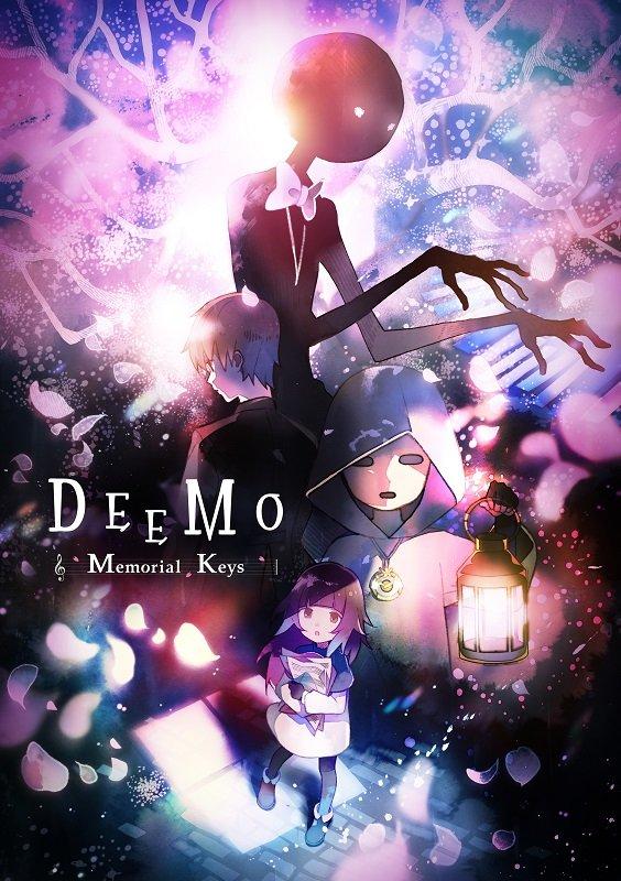 【剧场版动画】游戏改编《DEEMO》&10月新番《180 秒能让你的耳朵幸福吗?》